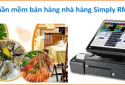 Phần mềm quản lý nhà hàng Simply